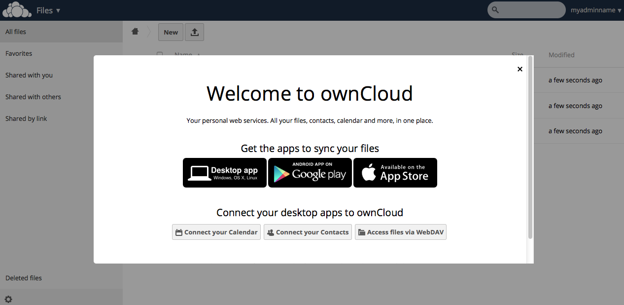 owncloud complete
